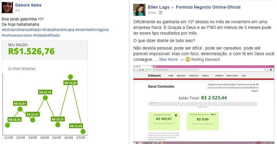 formula negócio online depoimentos